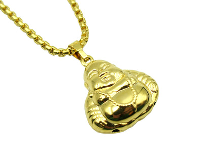 Urban buddha necklace - Urban Chains