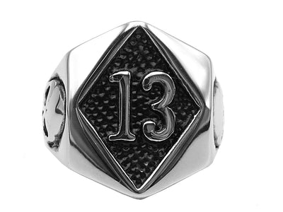 Robust Lucky 13 ring - Urban Chains