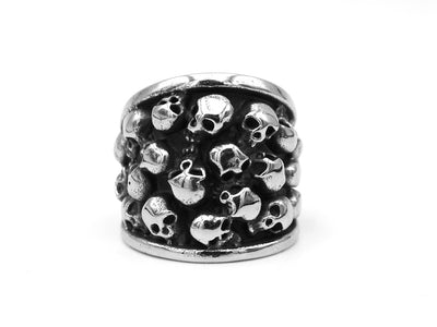 Multi Skull ring - Urban Chains