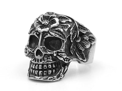 Mexican Skull ring - Urban Chains