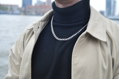 Stainless Steel Cuban Chain - Urban Chains