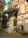 Gold Cards necklace - Urban Chains