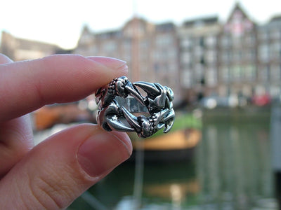 Combined Claw ring - Urban Chains