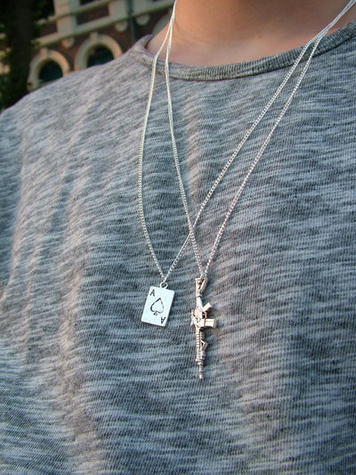 Jackpot necklace - Urban Chains