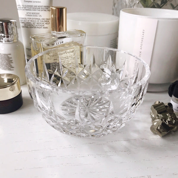 Free shipping ·  Marked Waterford Crystal Bowl