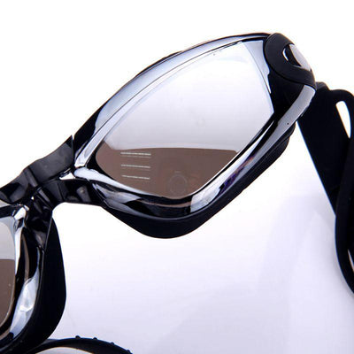 The Elite Pro-HD Anti-Fog Swim Goggles