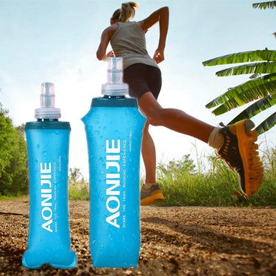 Foldable Flexible Water Bottle