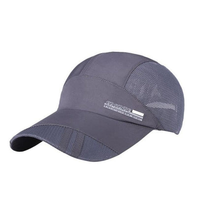 Ventilated Quick Dry Sports Hat - Unisex