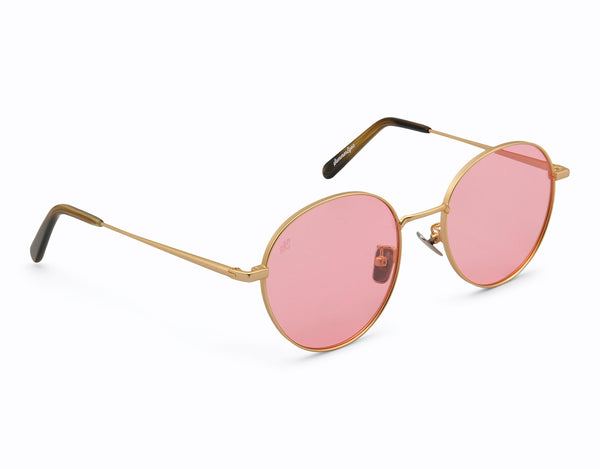 SummerEyez | Hamilton | Colour: Rose Gold - Pink Tint