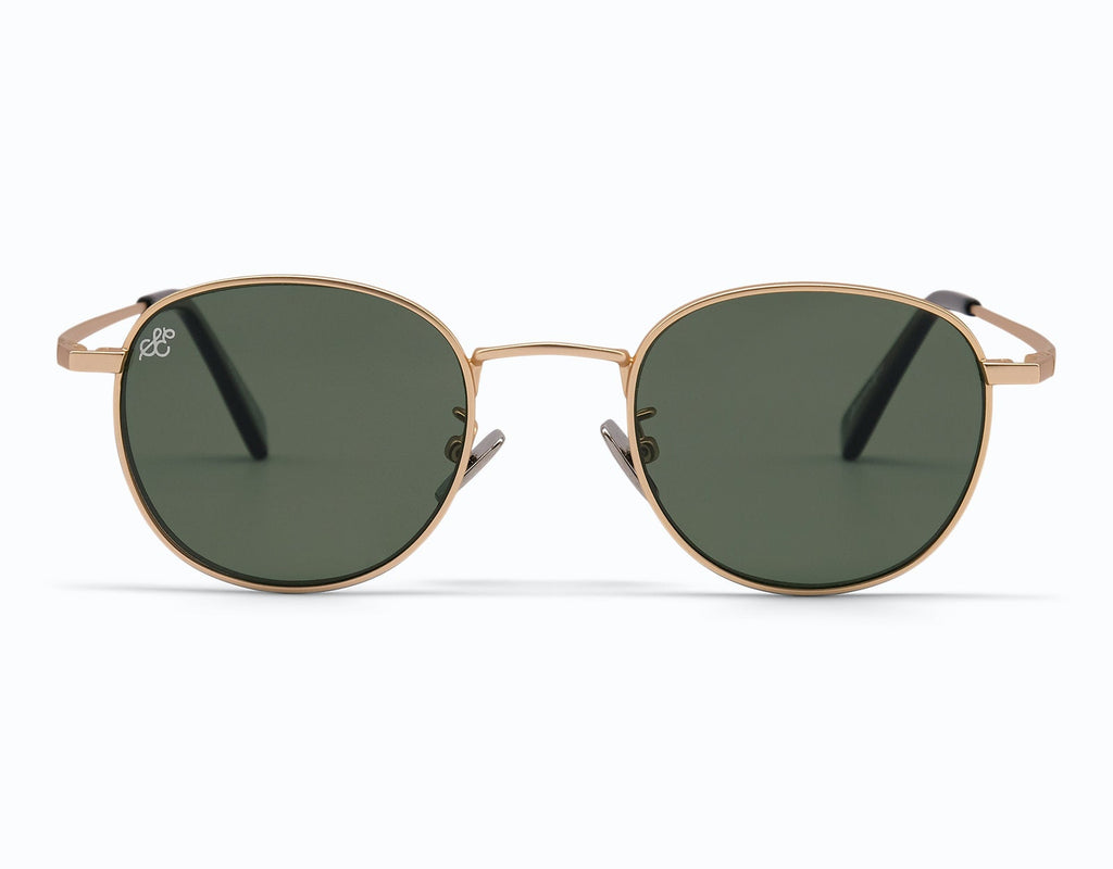 SummerEyez | Cove | Colour: Gold - Olive Green