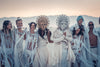 Intergalactic Burning Man Wedding