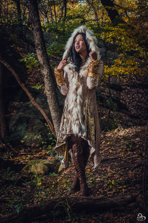 Winter Goddess Coat