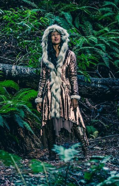 Gaia Goddess Coat