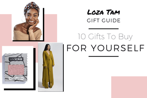 Holiday Gift Guide For Women, Naturalistas, and Women Owned Brands