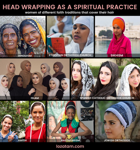 Head Wraps Cultural Appropriation