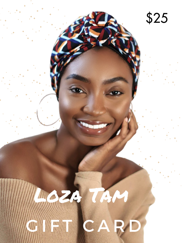 Loza Tam Head Wrap Gift Card