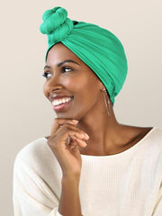 Green Head Wrap For Women