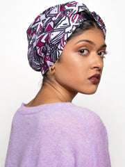 African Print Head Wrap For Women