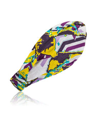printed turban headbands