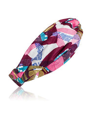 Print Turban Headband For Women