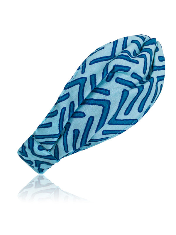 turban headband for curly hair