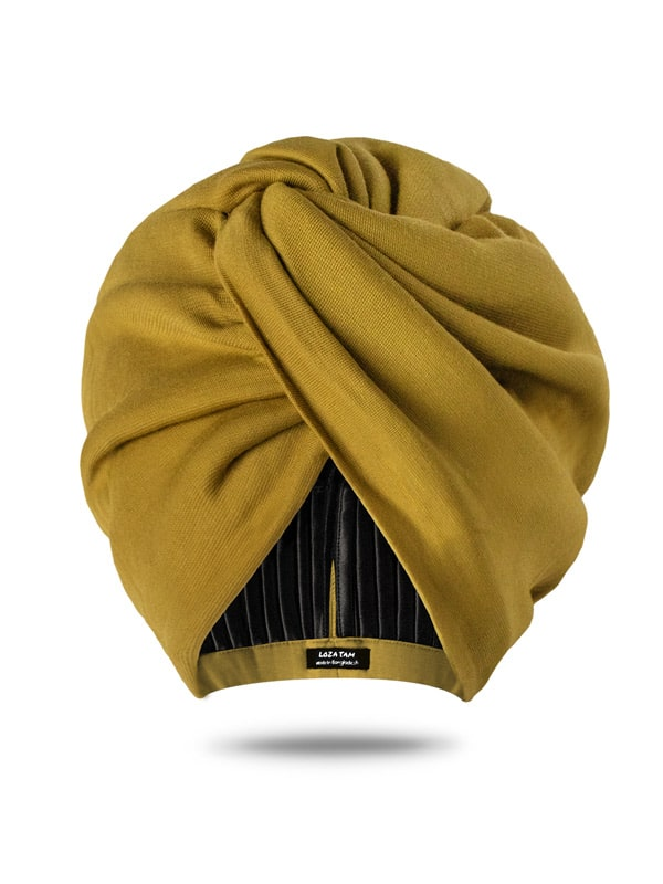 Pistachio Turban Hat For Women