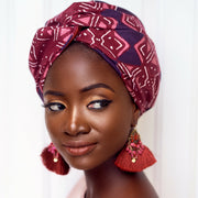 African Head Wrap For Natural Hair