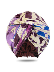 satin lined head wraps for women with natural hair