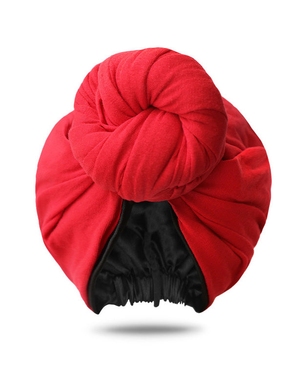 Red Head Wrap For Women