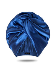 satin hair wrap for women