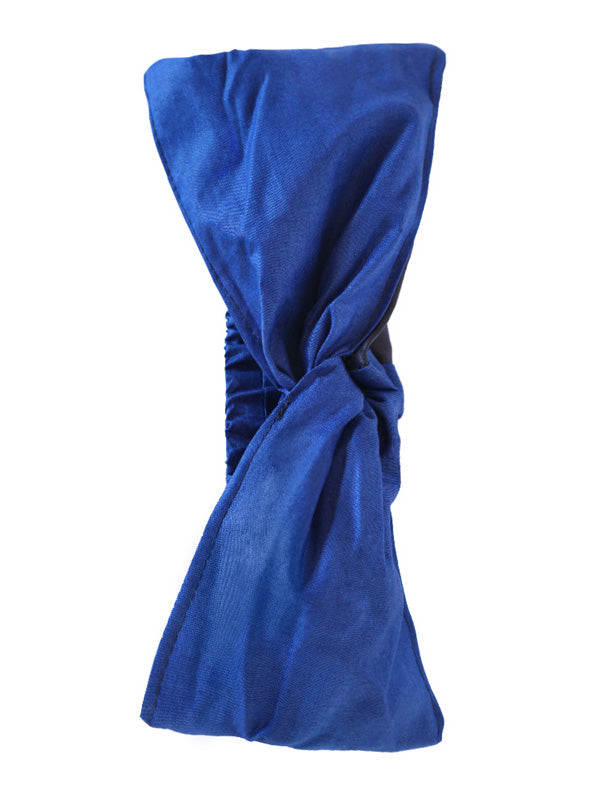 Royal Blue Turband Headband