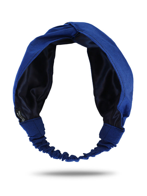 Turban Headband Royal Blue