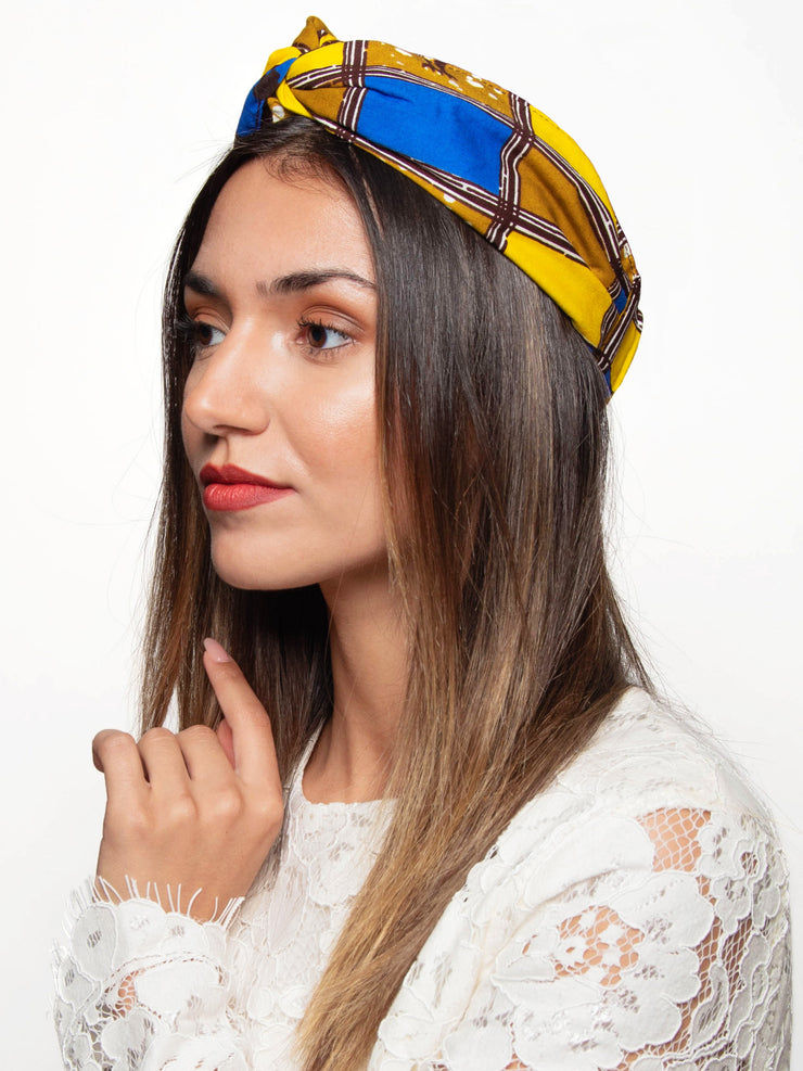 Turban Headband For Women