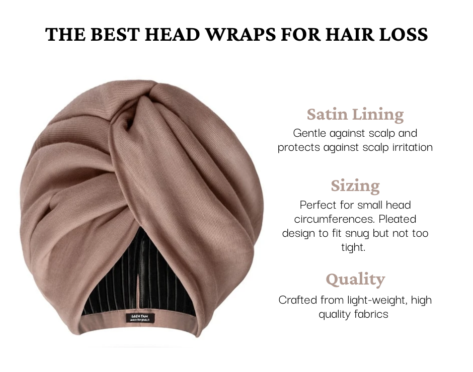 Best chemo headwear for hair loss for women with cancer