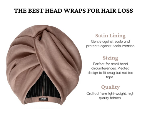 Best headwraps for hair loss for women with cancer