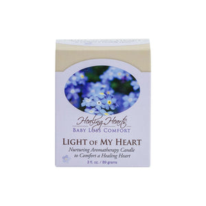Earth Mama Light Of My Heart Candle