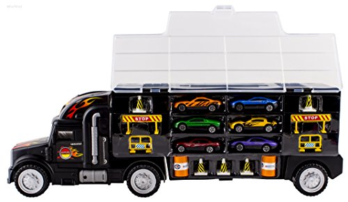 Transport Car Carrier Truck Toy for Boys and Girls