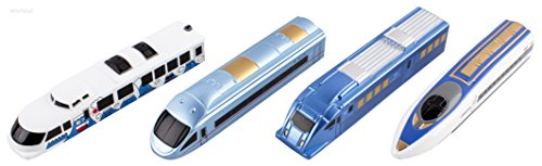 Bundle Pull Back Toy Trains for Kids - Also perfect for party favor