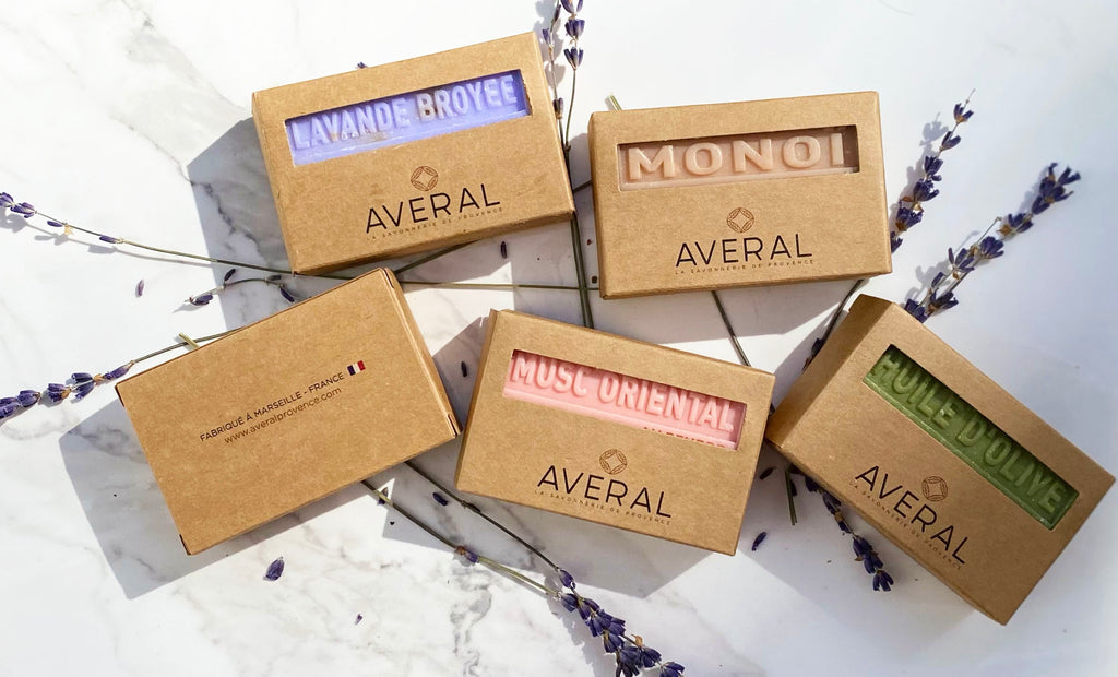 Averal French Soaps