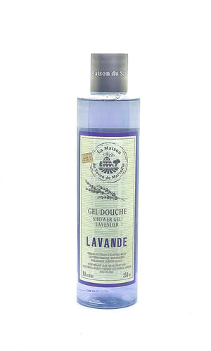 Lavender Shower Gel made in france