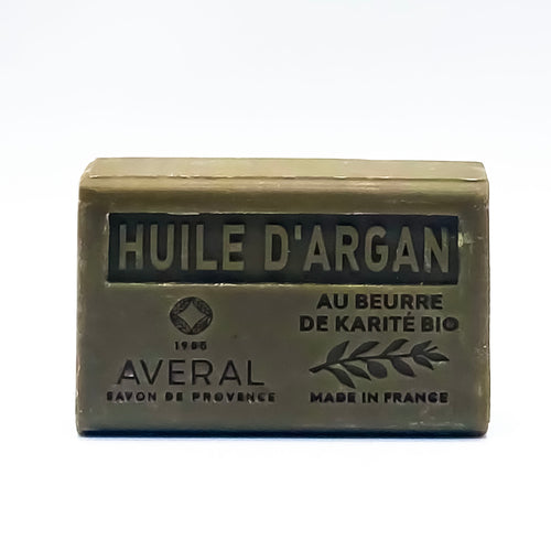 ARGAN OIL FRENCH SOAP