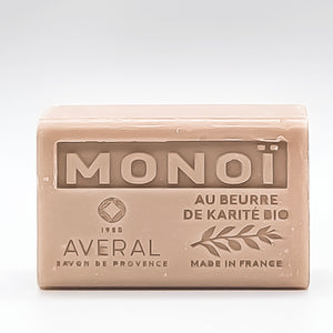 MONOI FRENCH SOAP -TAHITIAN OIL-