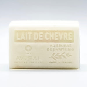 GOATS MILK MOISTURIZING SOAP