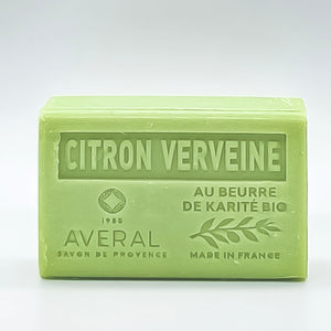 LEMON VERBENA FRENCH SOAP