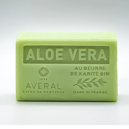 ALOE VERA FRENCH SOAP