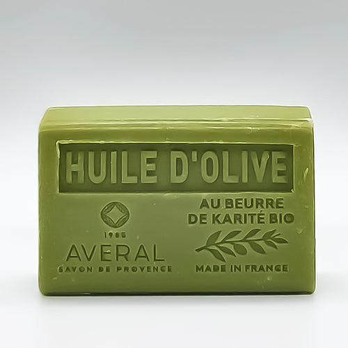 OLIVE OIL FRENCH SOAP