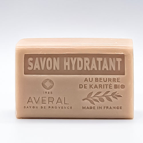 Moisturizing Shea Butter French Soap
