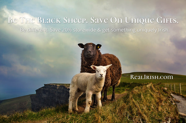 Be The Black Sheep - Black Friday & Cyber Monday