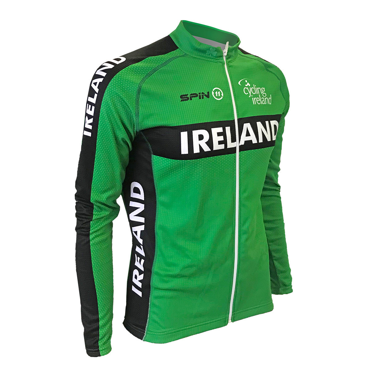 Official Ireland Cycling Jersey Long Sleeve