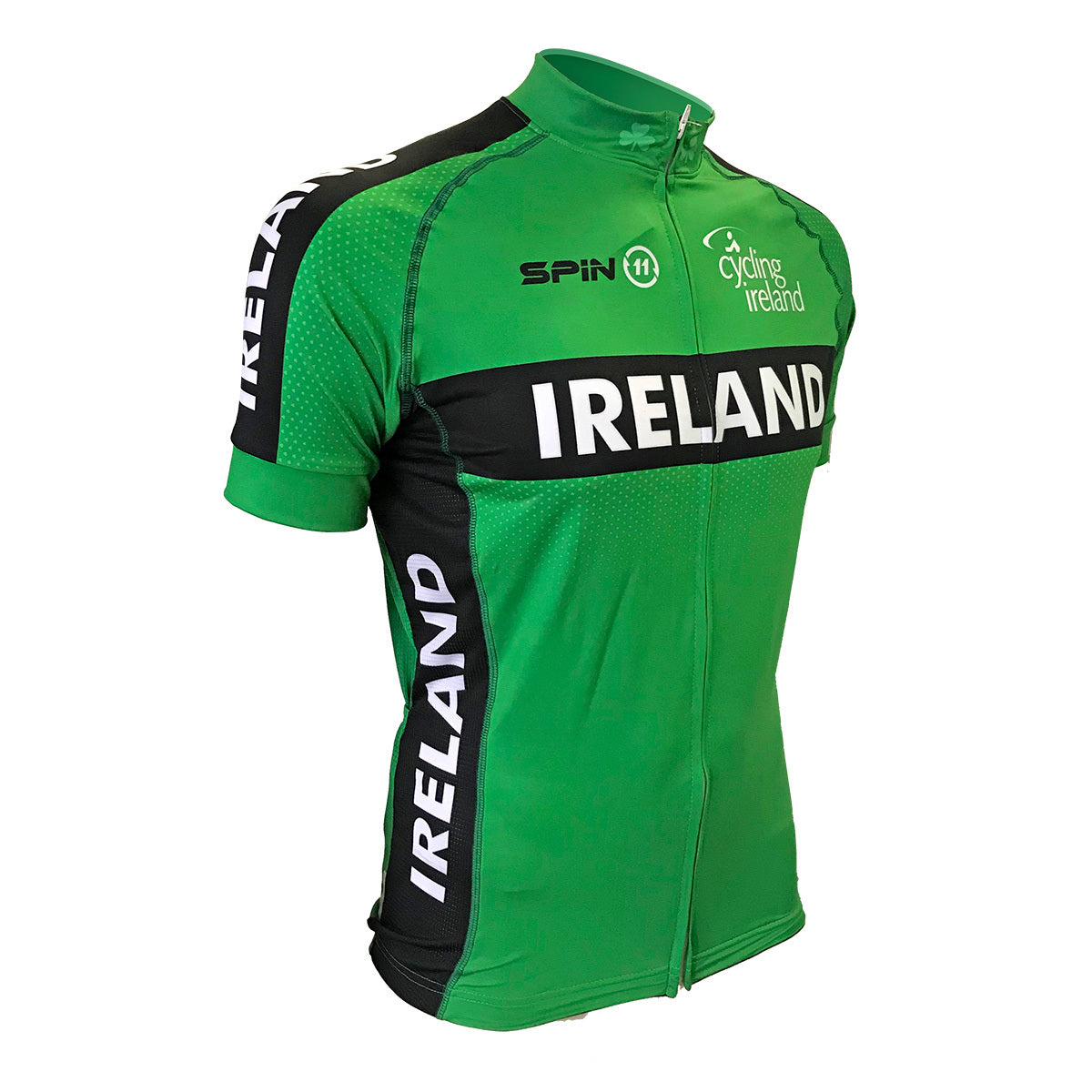Official Ireland Cycling Jersey Short Sleeve